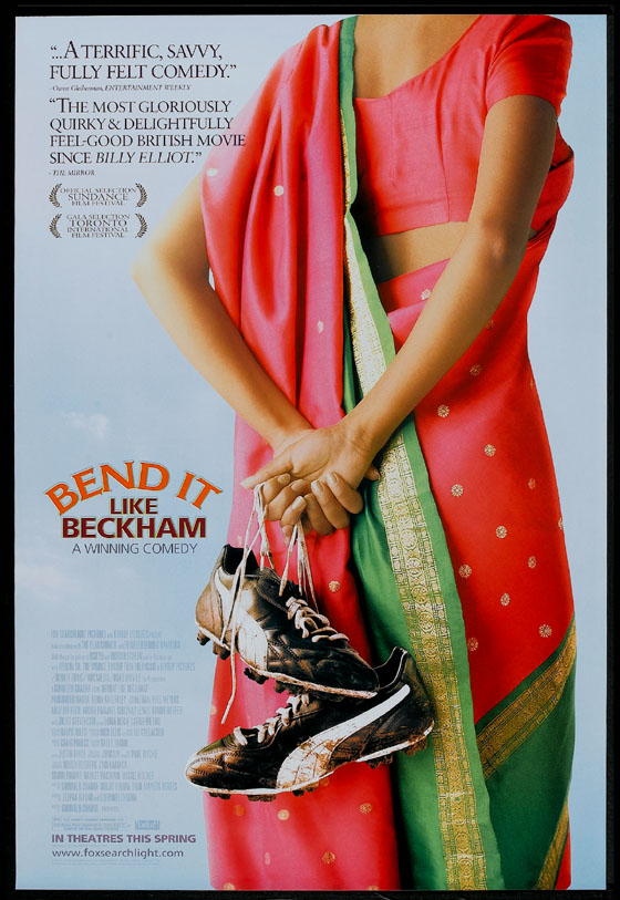 BEND IT LIKE BECKHAM @ FilmPosters.com