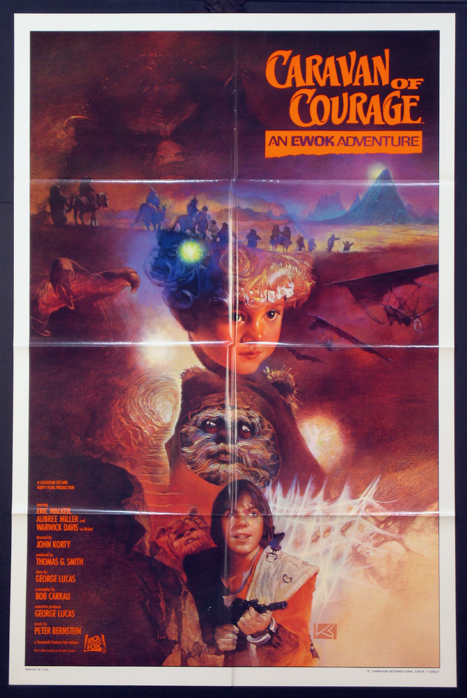 CARAVAN OF COURAGE: AN EWOK ADVENTURE @ FilmPosters.com