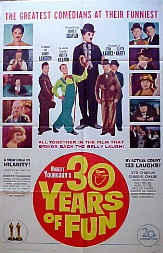 THIRTY YEARS OF FUN @ FilmPosters.com