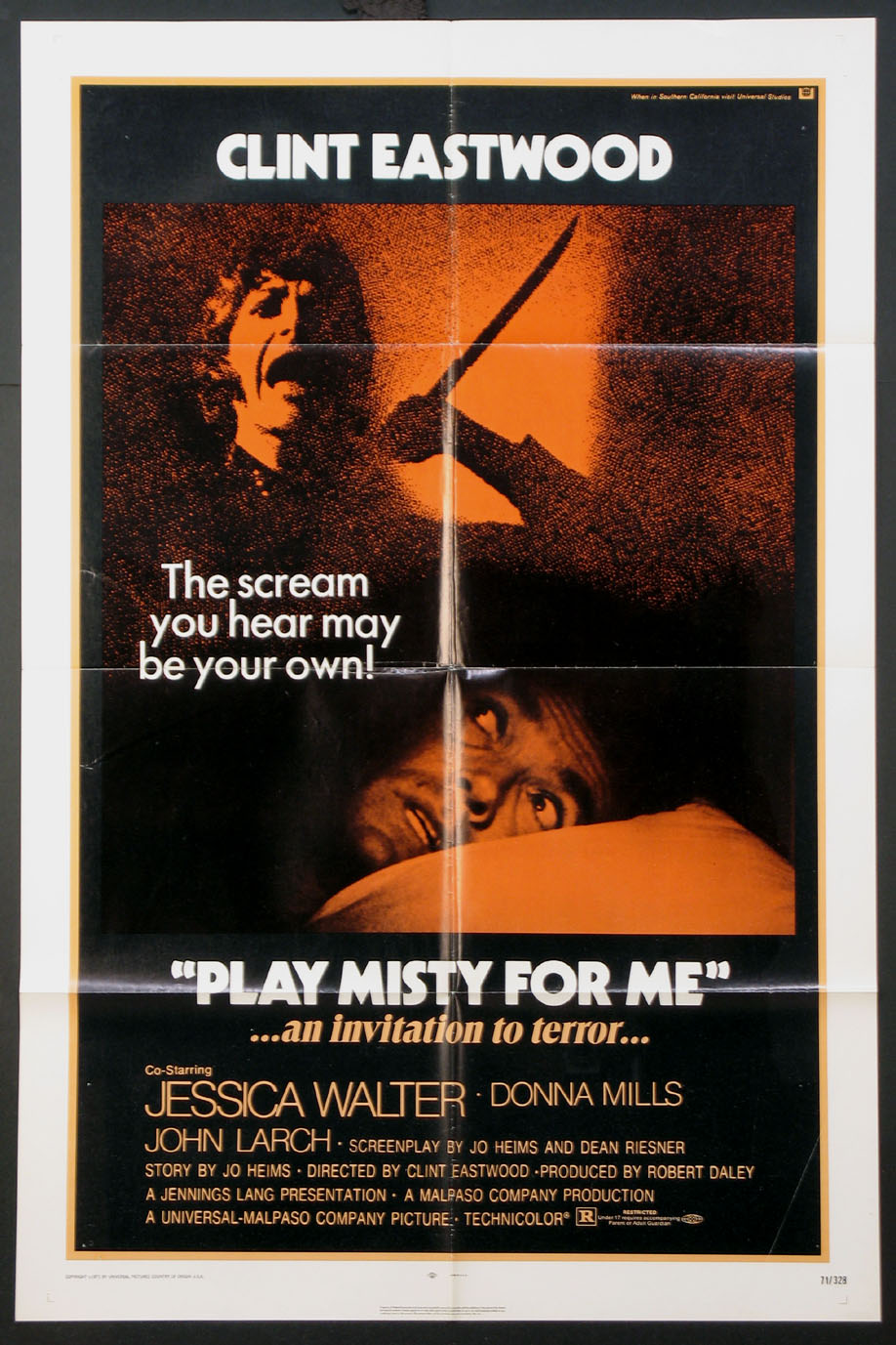 PLAY MISTY FOR ME @ FilmPosters.com