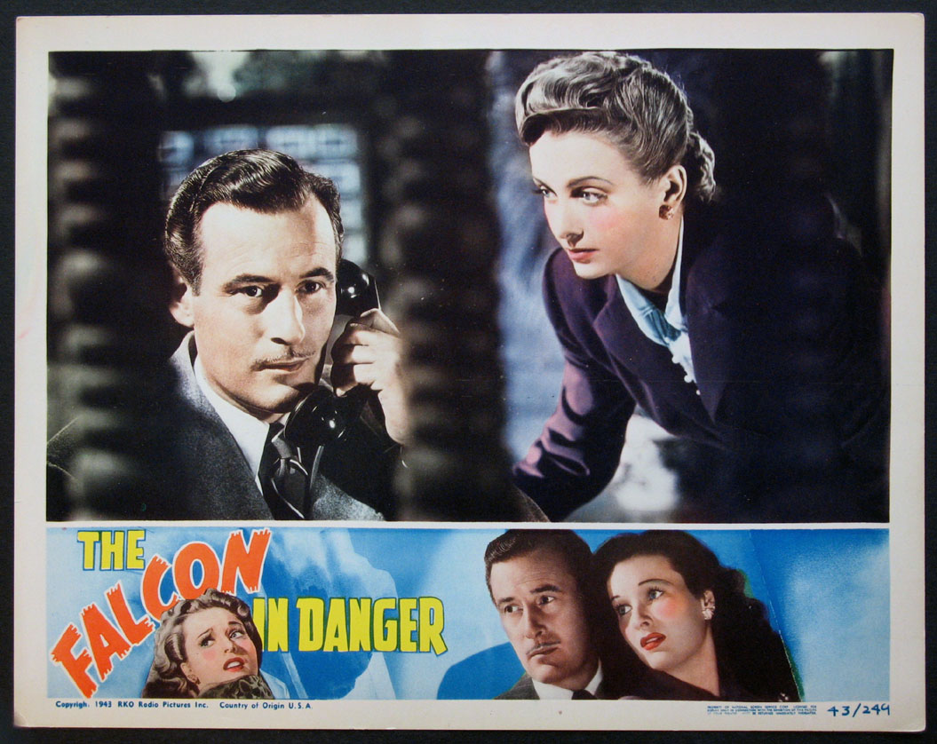 FALCON IN DANGER @ FilmPosters.com