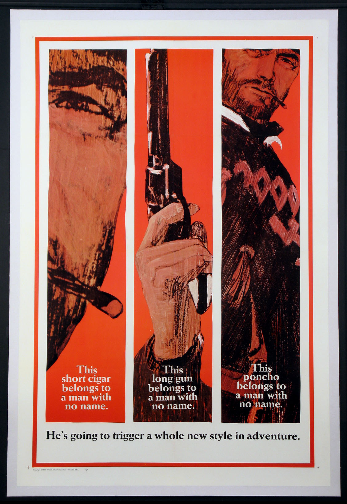 FISTFUL OF DOLLARS, A (A Fistful of Dollars) @ FilmPosters.com