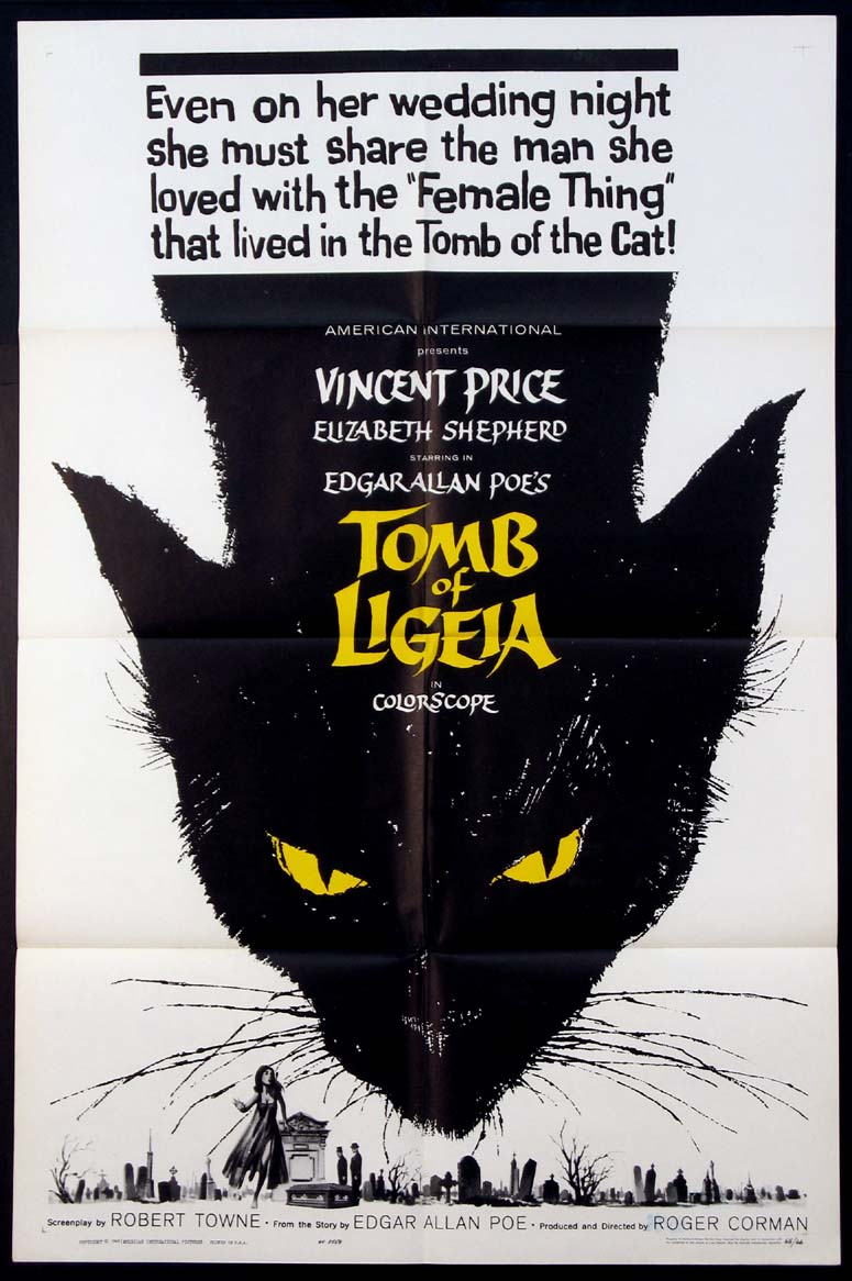 TOMB OF LIGEIA @ FilmPosters.com