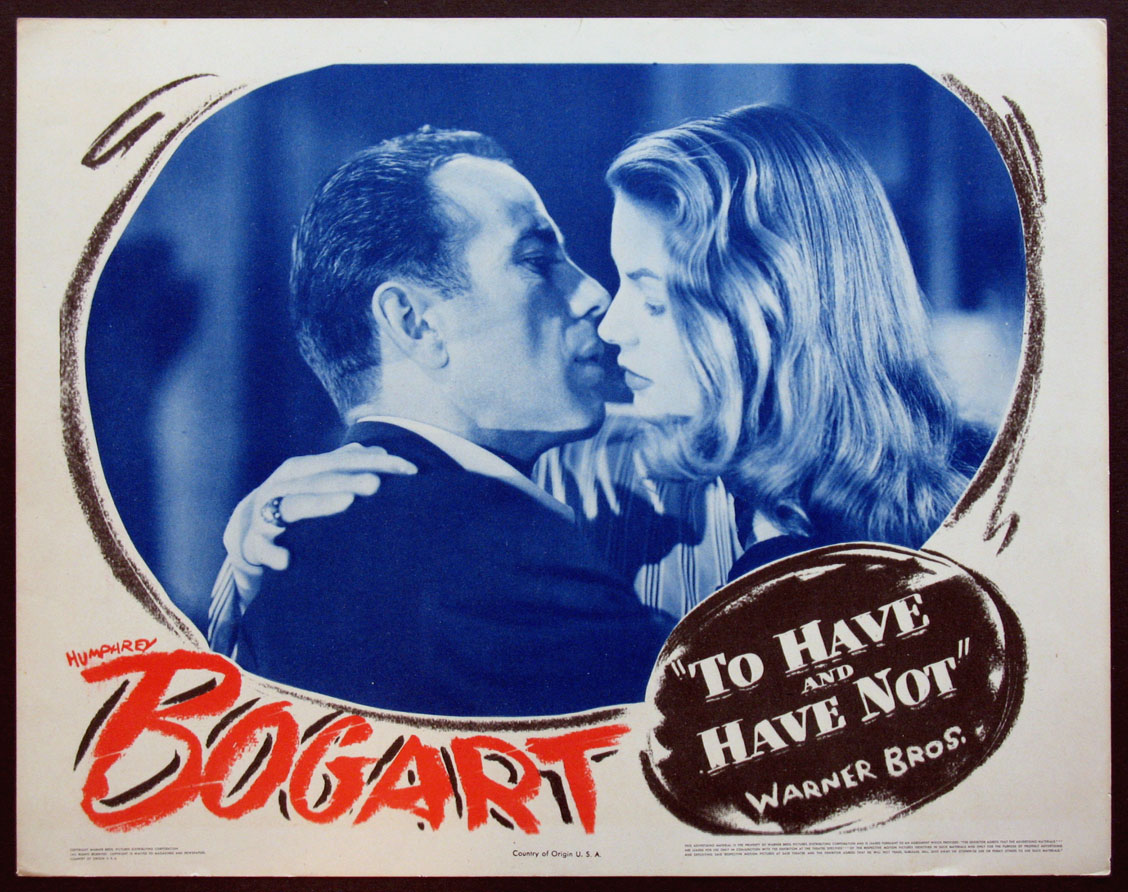 TO HAVE AND HAVE NOT @ FilmPosters.com