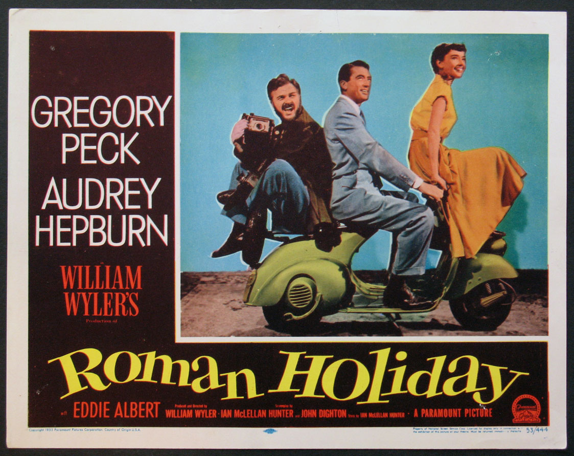 ROMAN HOLIDAY @ FilmPosters.com