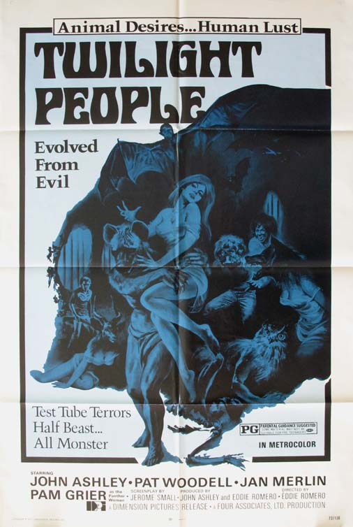 TWILIGHT PEOPLE, THE @ FilmPosters.com
