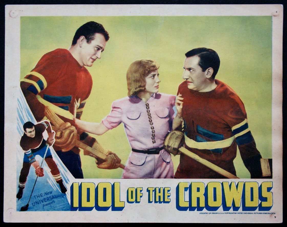 IDOL OF THE CROWDS @ FilmPosters.com