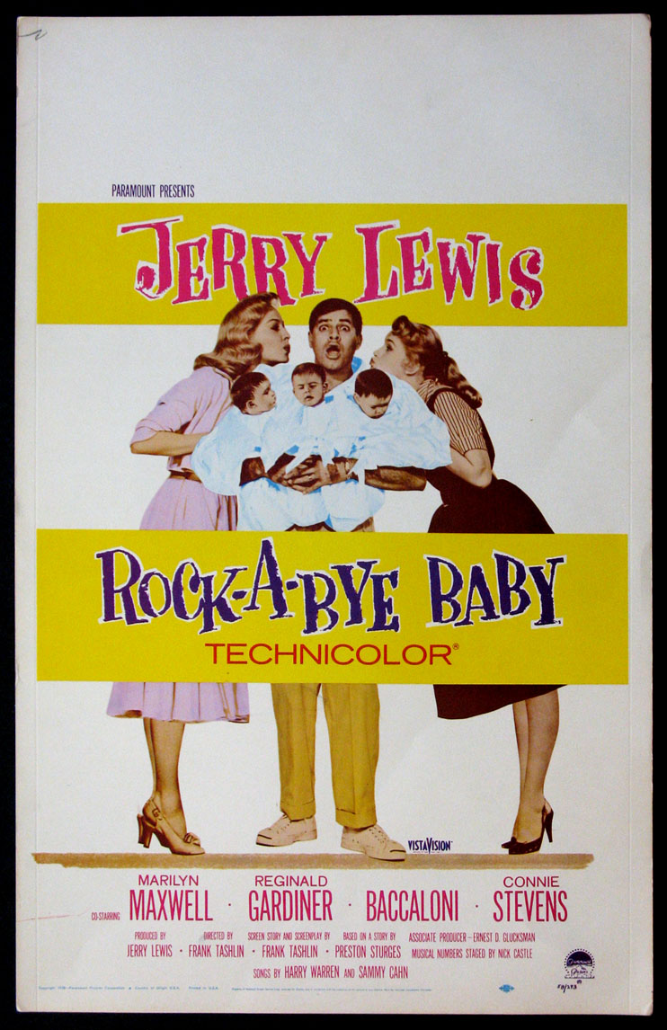ROCK-A-BYE BABY @ FilmPosters.com