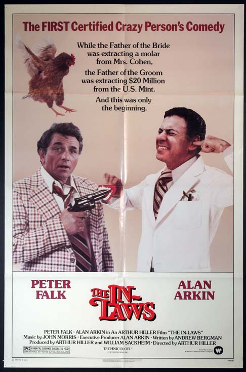 IN-LAWS, THE (The Inlaws) @ FilmPosters.com