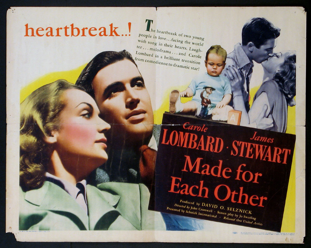 MADE FOR EACH OTHER @ FilmPosters.com