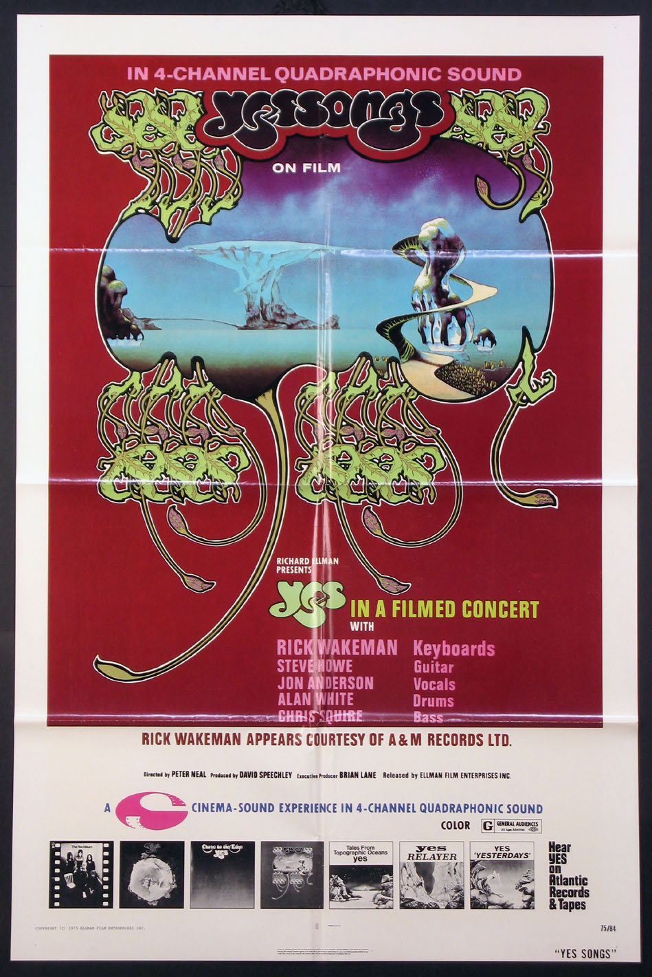 YESSONGS @ FilmPosters.com