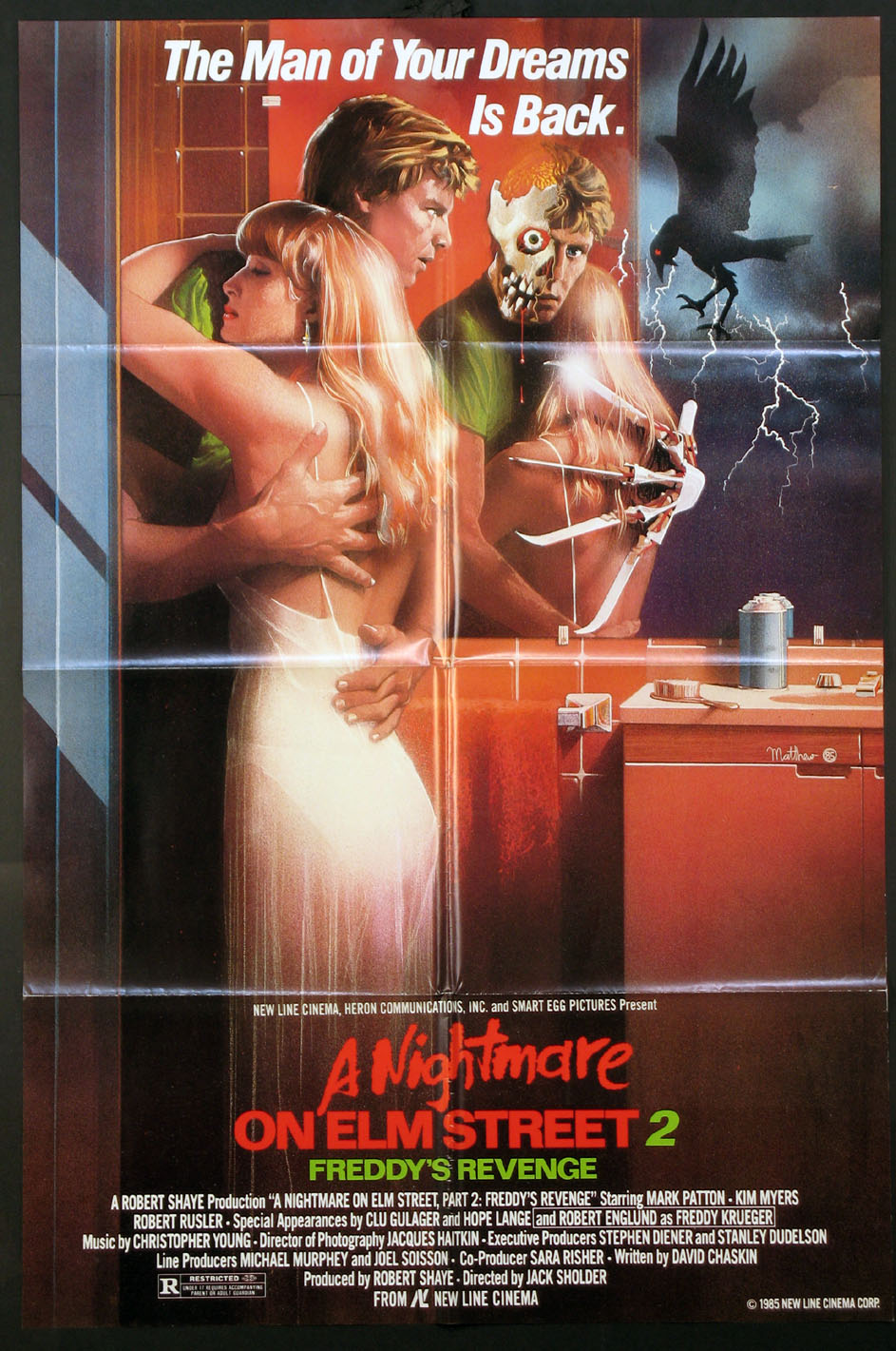 NIGHTMARE ON ELM STREET 2, A @ FilmPosters.com