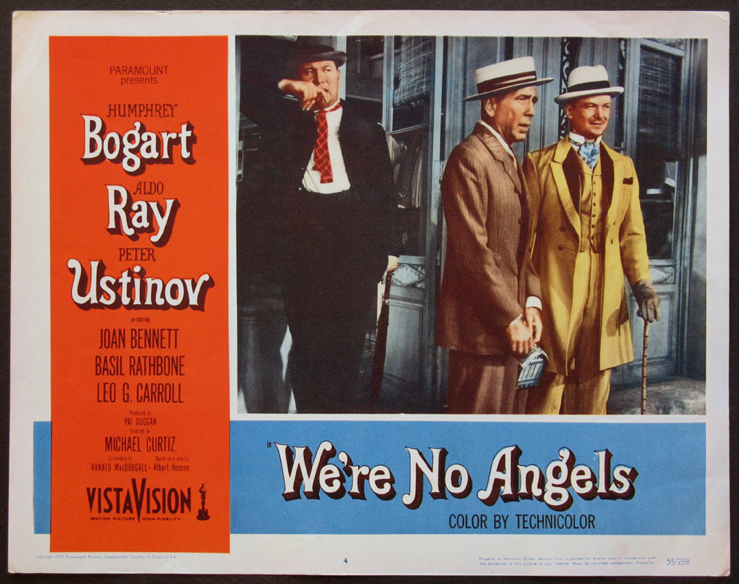 WE'RE NO ANGELS @ FilmPosters.com
