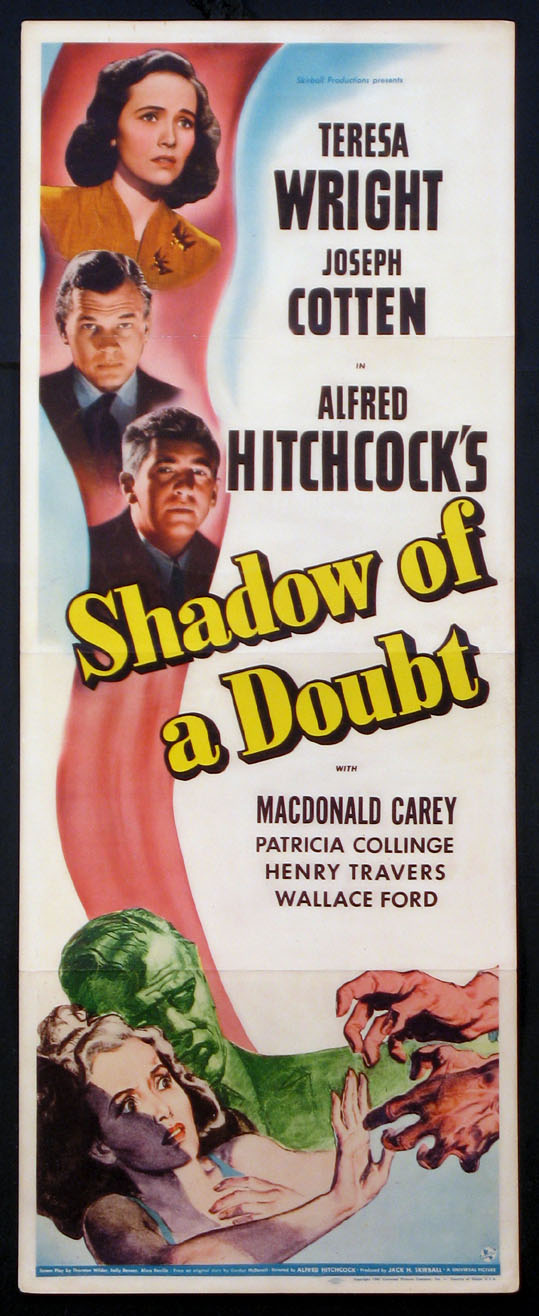 SHADOW OF A DOUBT @ FilmPosters.com