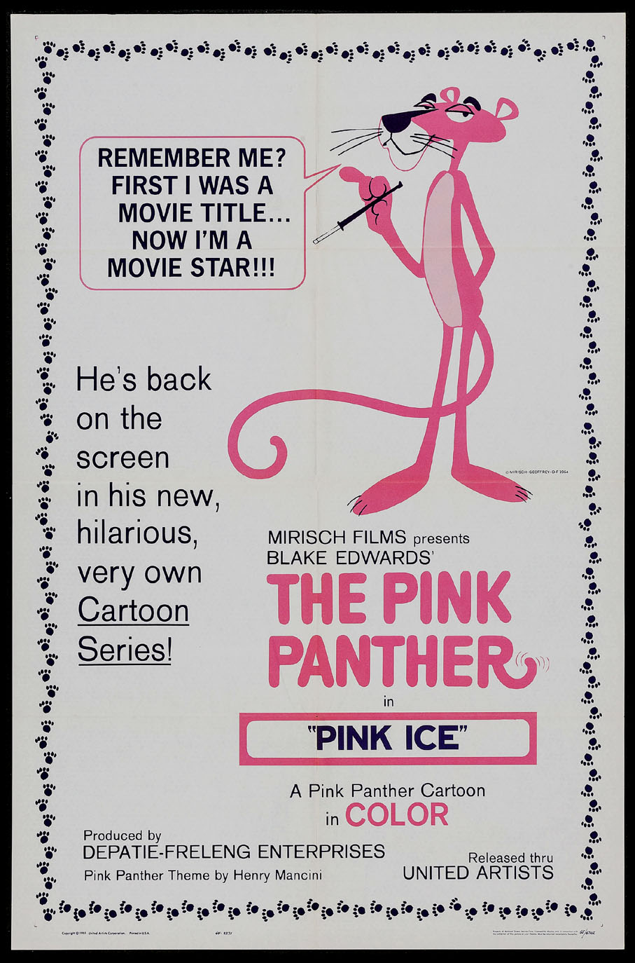 PINK ICE @ FilmPosters.com