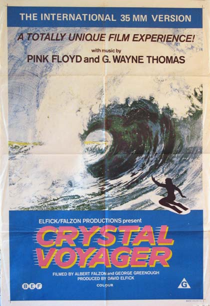 CRYSTAL VOYAGER @ FilmPosters.com