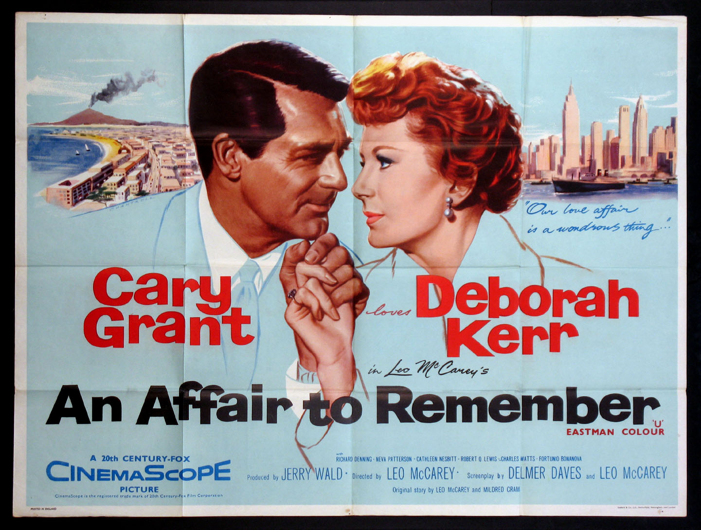 AFFAIR TO REMEMBER, AN @ FilmPosters.com