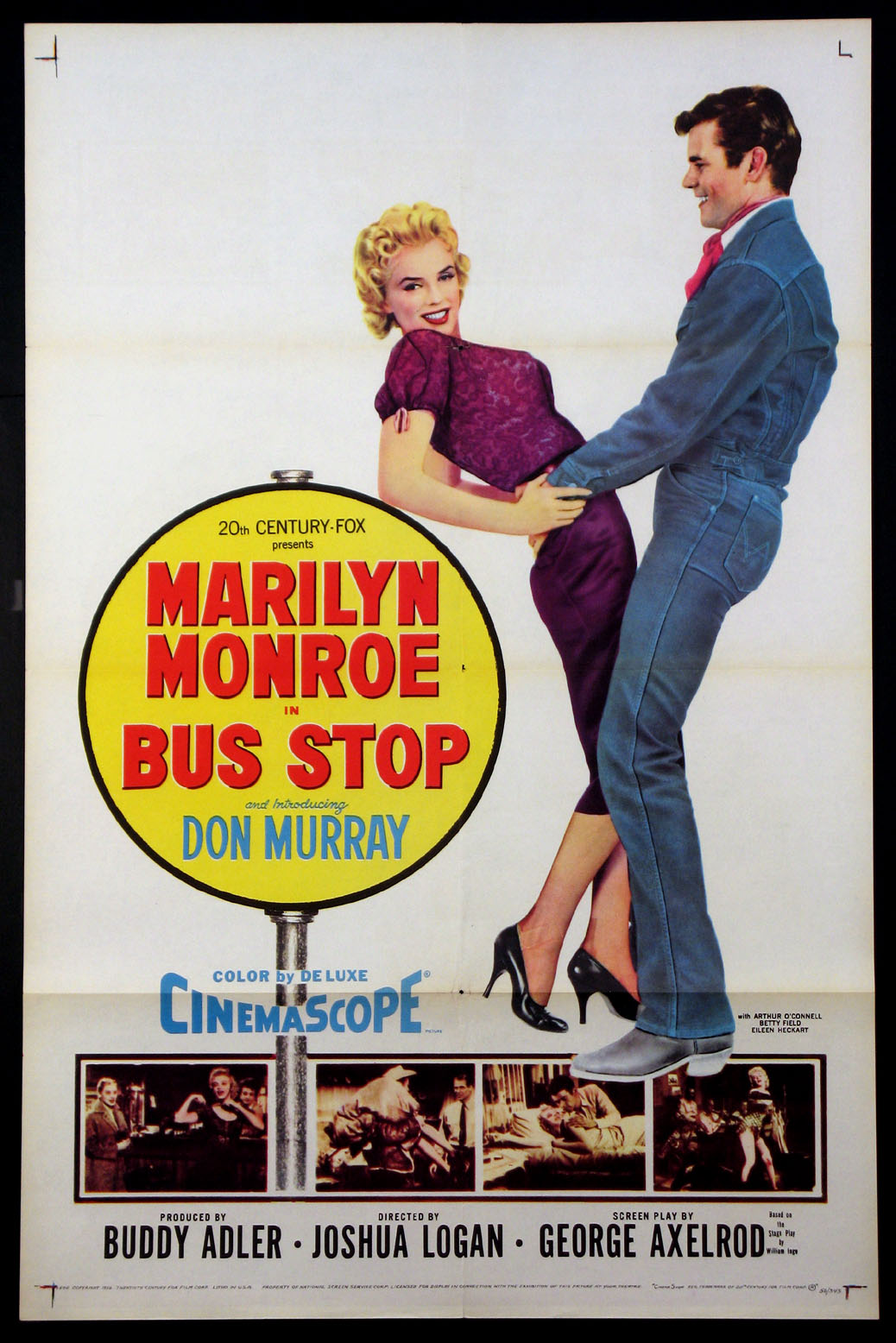 BUS STOP @ FilmPosters.com