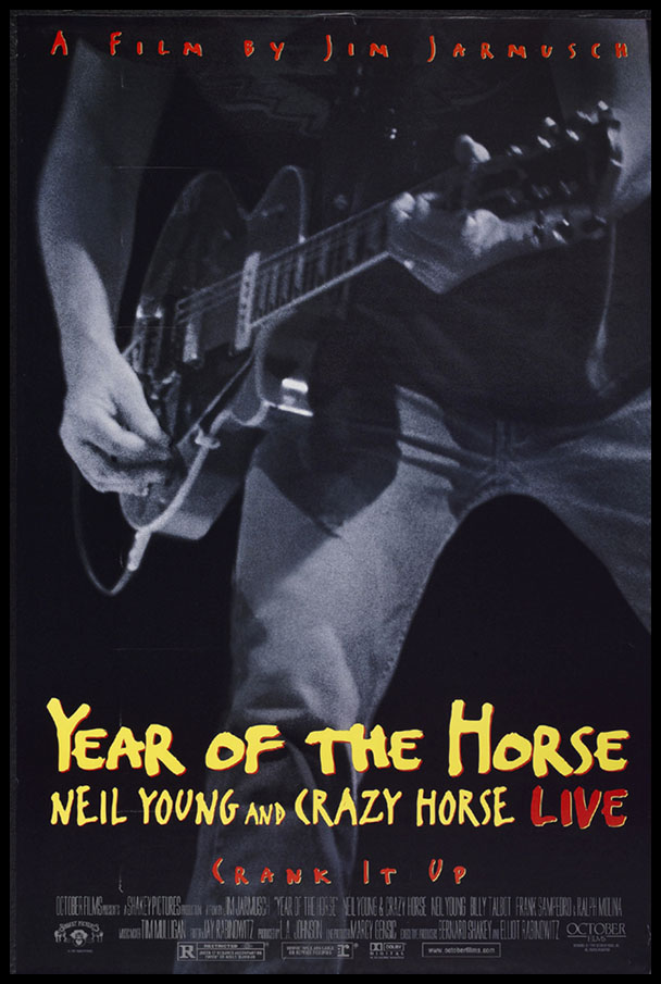 YEAR OF THE HORSE: NEIL YOUNG AND CRAZY HORSE LIVE @ FilmPosters.com