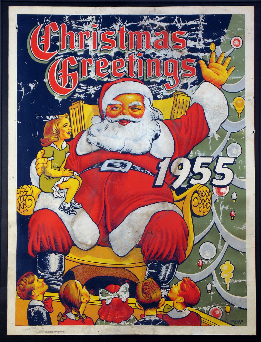 SEASONS GREETINGS 1955 @ FilmPosters.com