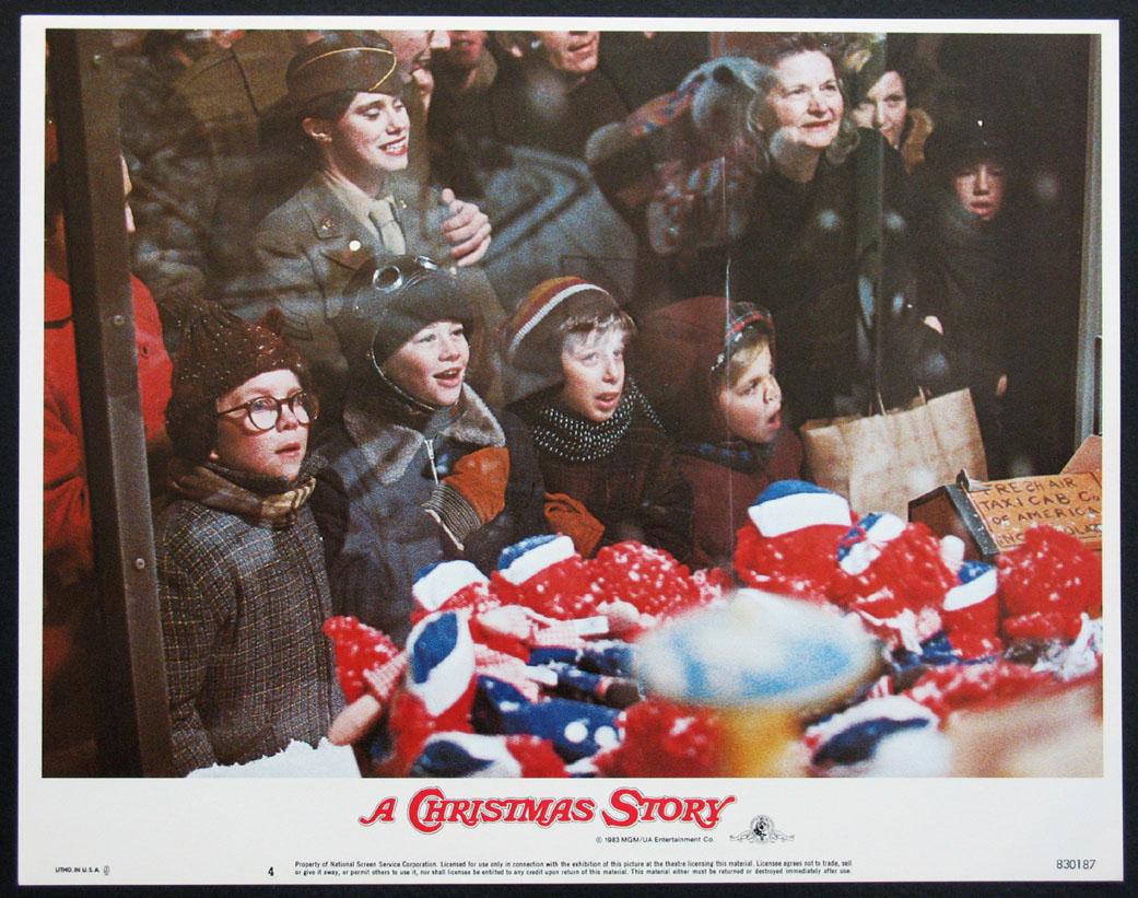 CHRISTMAS STORY, A (A Christmas Story) Movie Poster (1983) - Movie ...