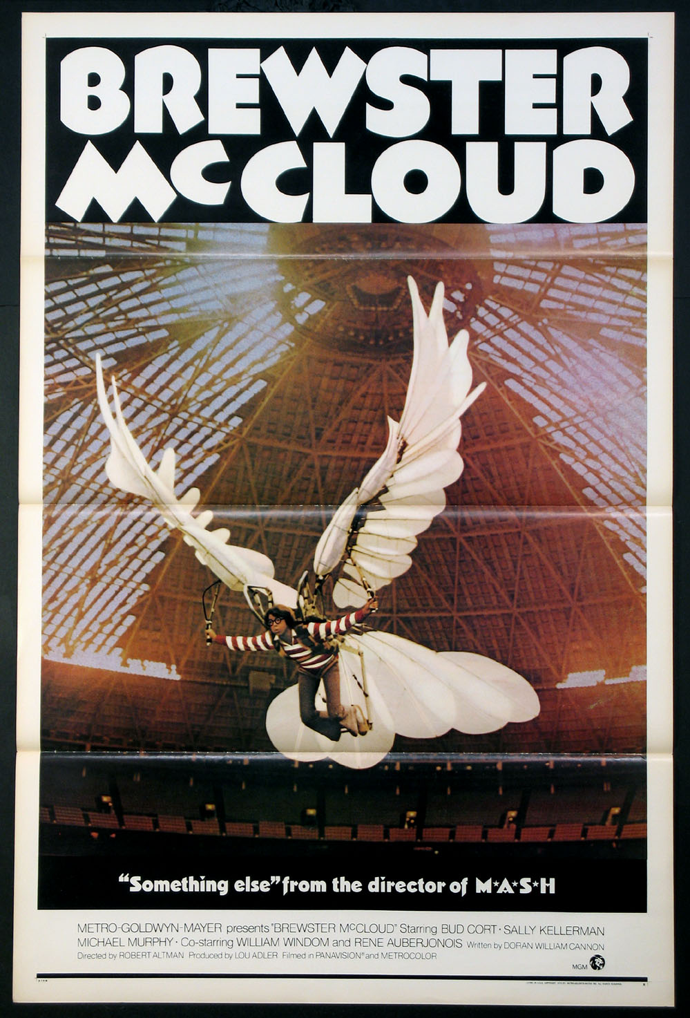BREWSTER McCLOUD @ FilmPosters.com
