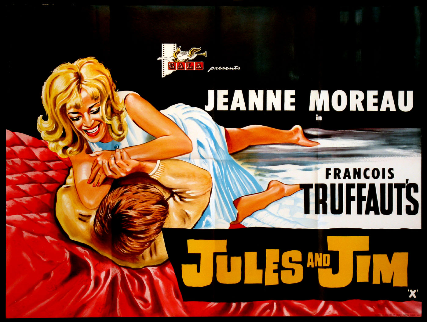JULES AND JIM (Jules et Jim) @ FilmPosters.com