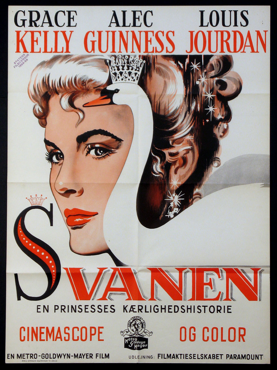 SWAN, THE (The Swan) @ FilmPosters.com