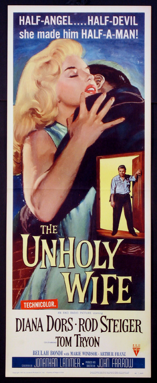 UNHOLY WIFE, THE @ FilmPosters.com
