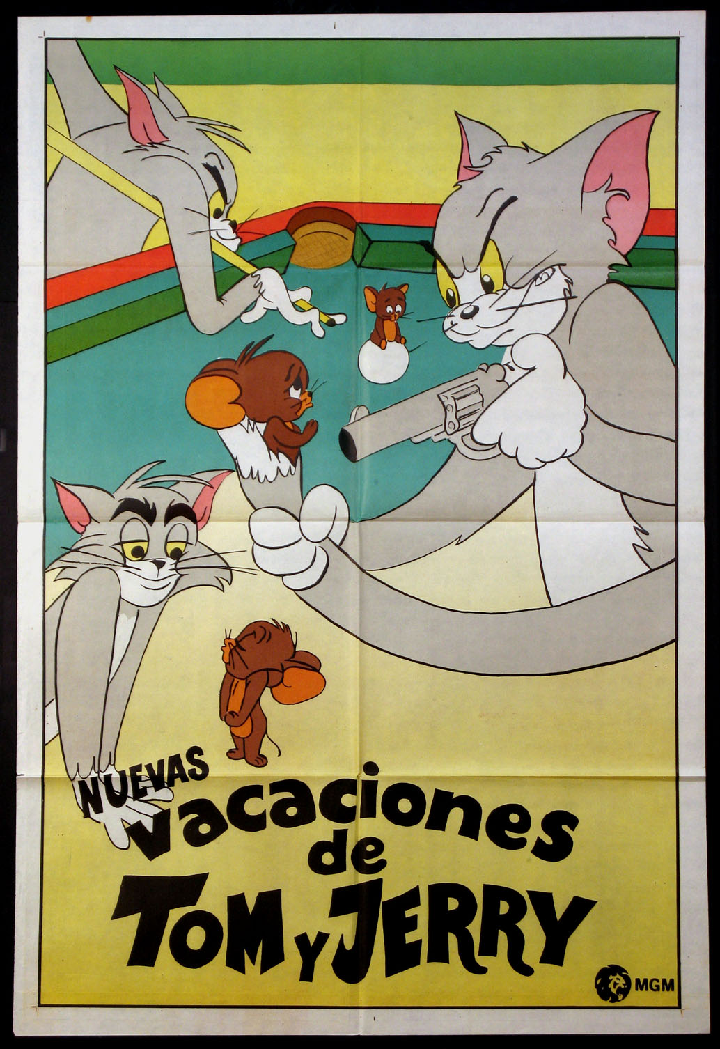 NEW ADVENTURES OF TOM AND JERRY @ FilmPosters.com