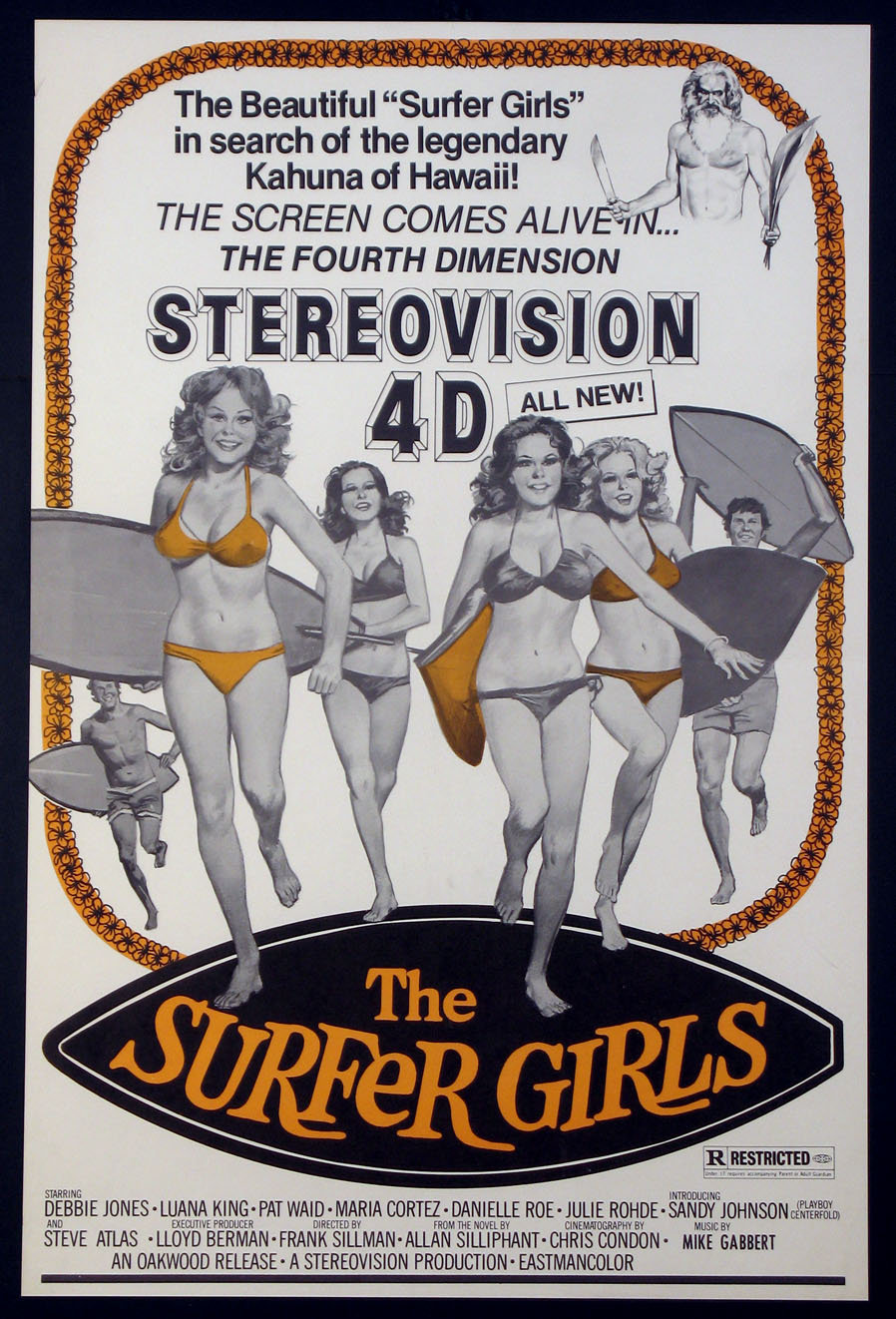 SURFER GIRLS, THE @ FilmPosters.com