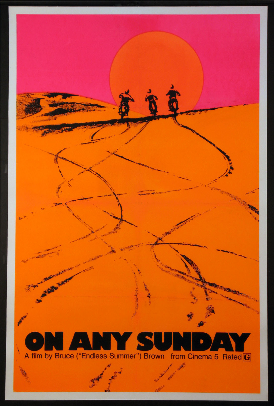ON ANY SUNDAY @ FilmPosters.com