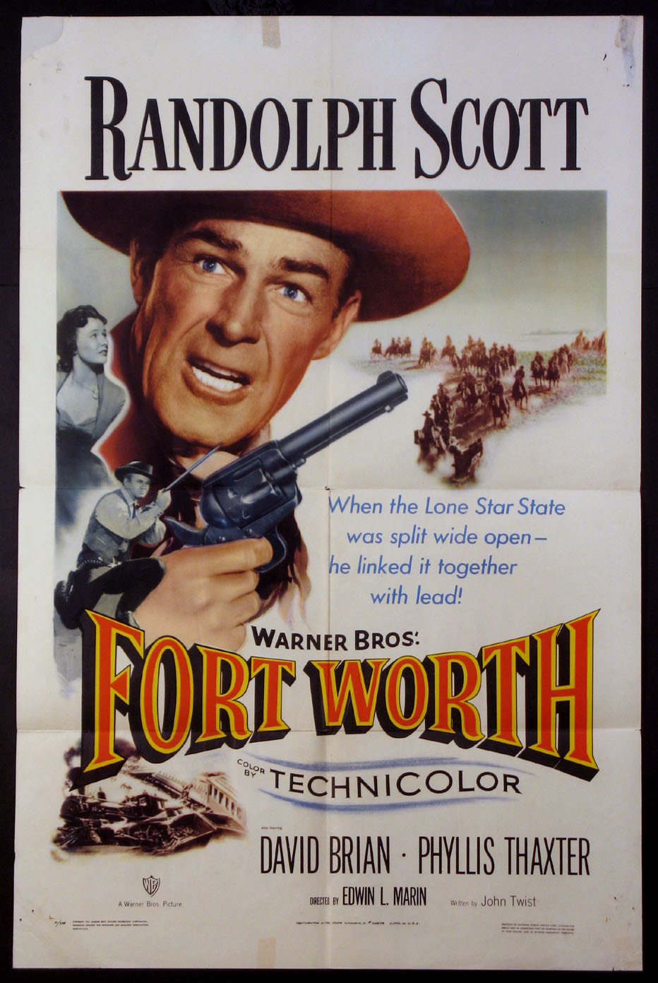 FORT WORTH @ FilmPosters.com