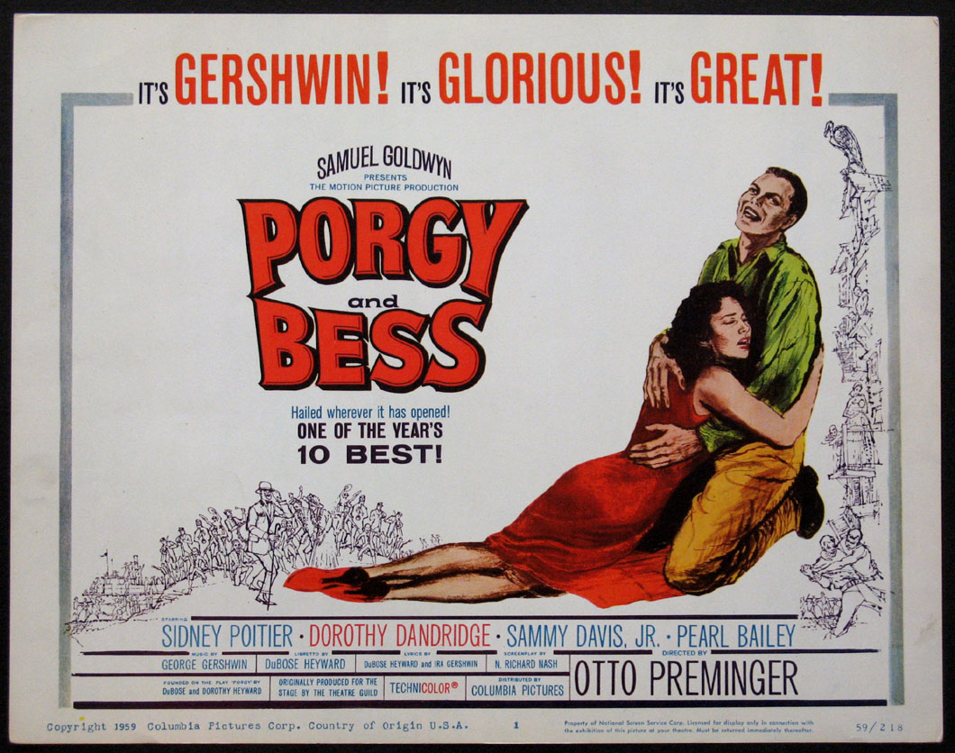 PORGY AND BESS @ FilmPosters.com