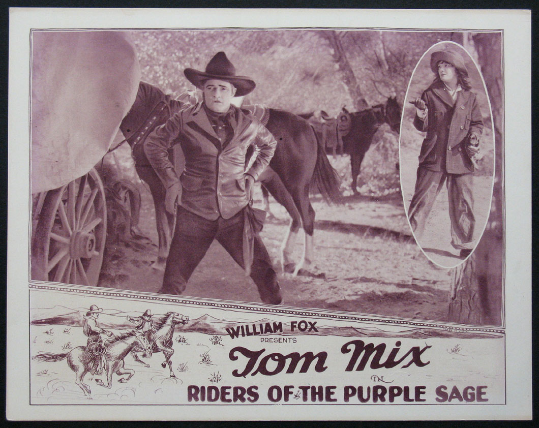 RIDERS OF THE PURPLE SAGE @ FilmPosters.com