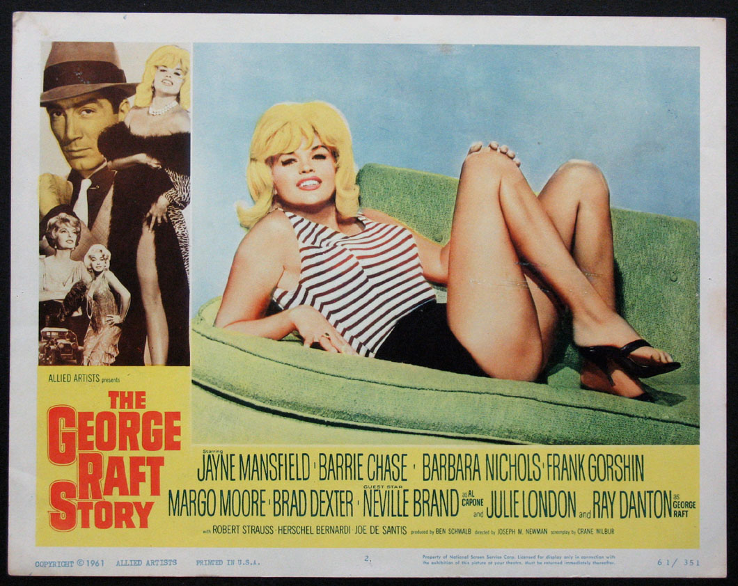 GEORGE RAFT STORY @ FilmPosters.com