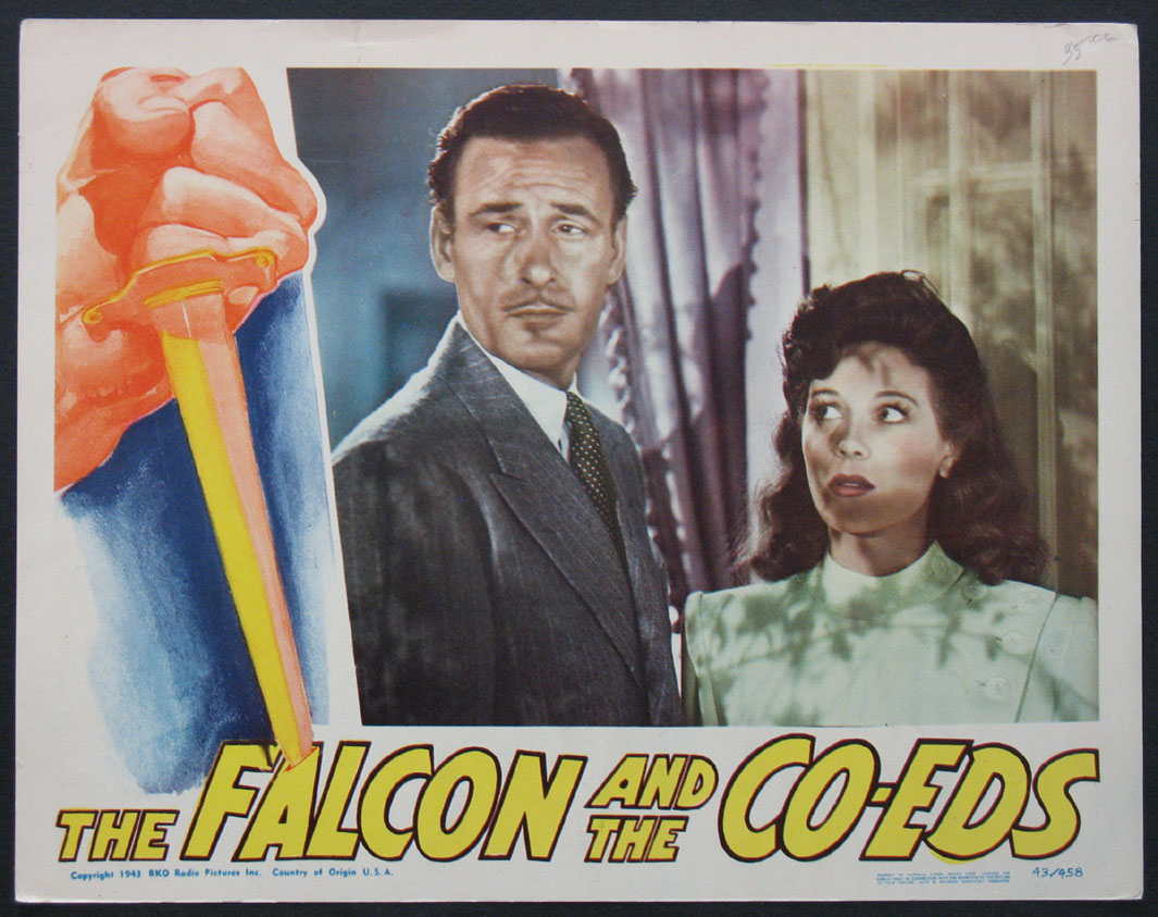 FALCON AND THE CO-EDS @ FilmPosters.com