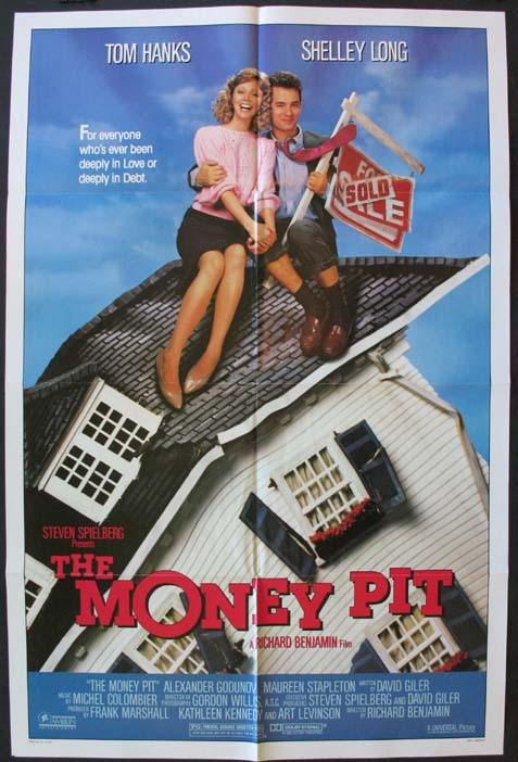 MONEY PIT, THE (The Money Pit) @ FilmPosters.com