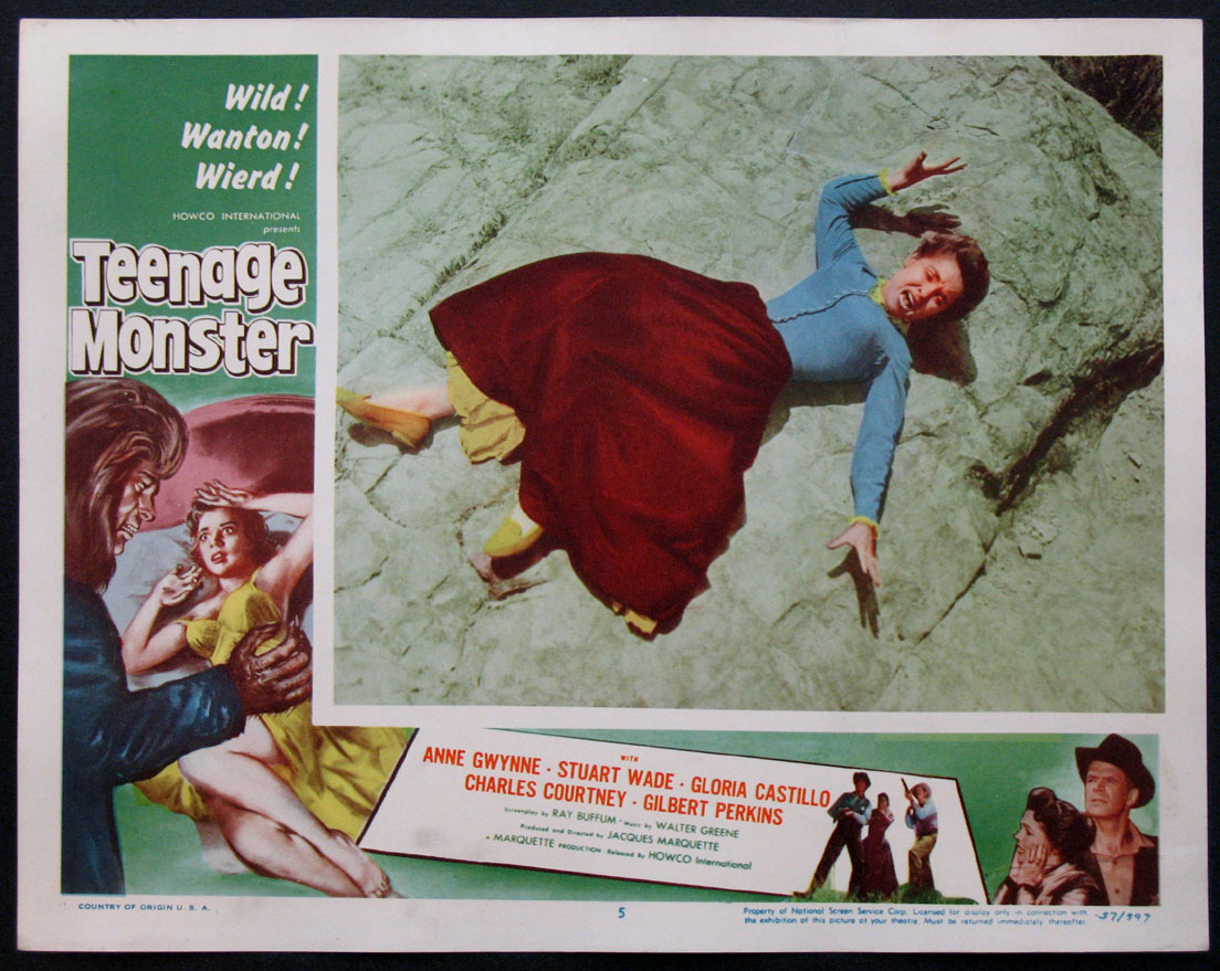 TEENAGE MONSTER @ FilmPosters.com