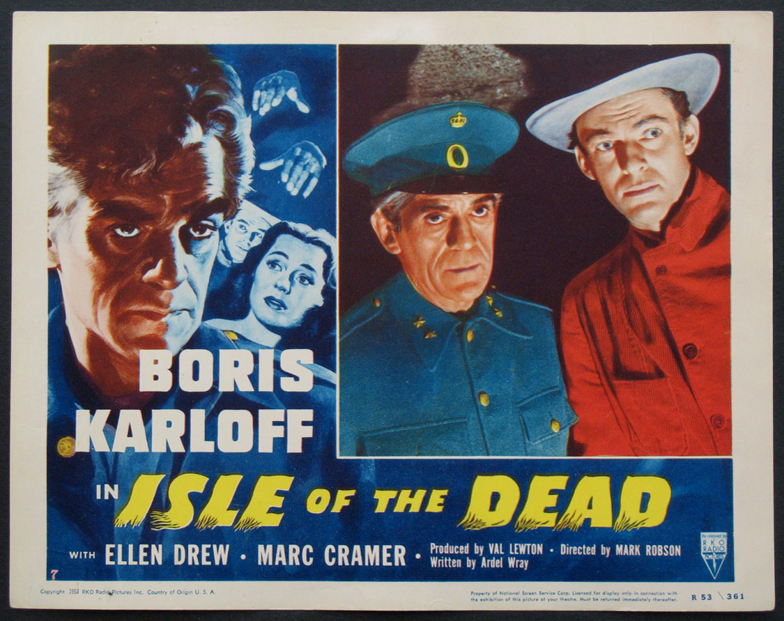 ISLE OF THE DEAD @ FilmPosters.com