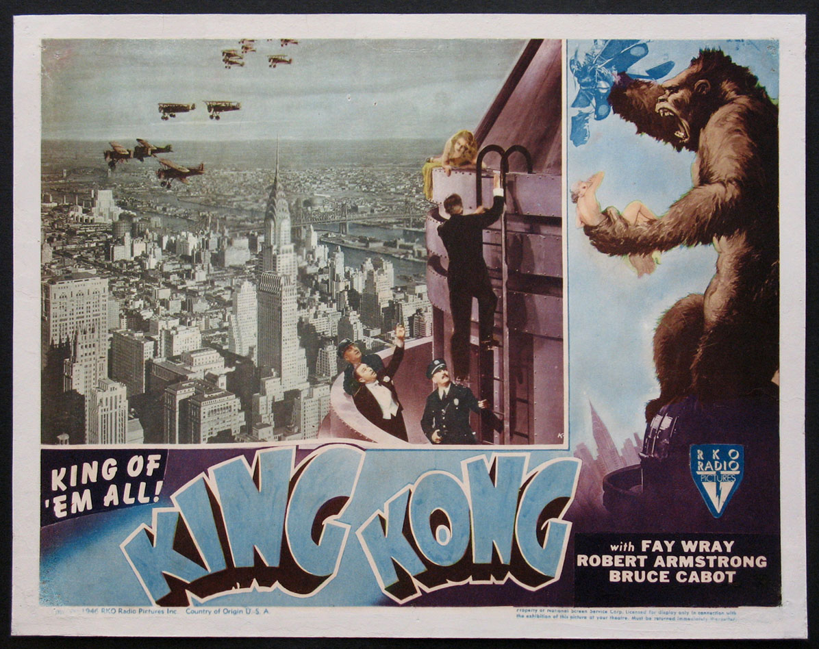 KING KONG @ FilmPosters.com