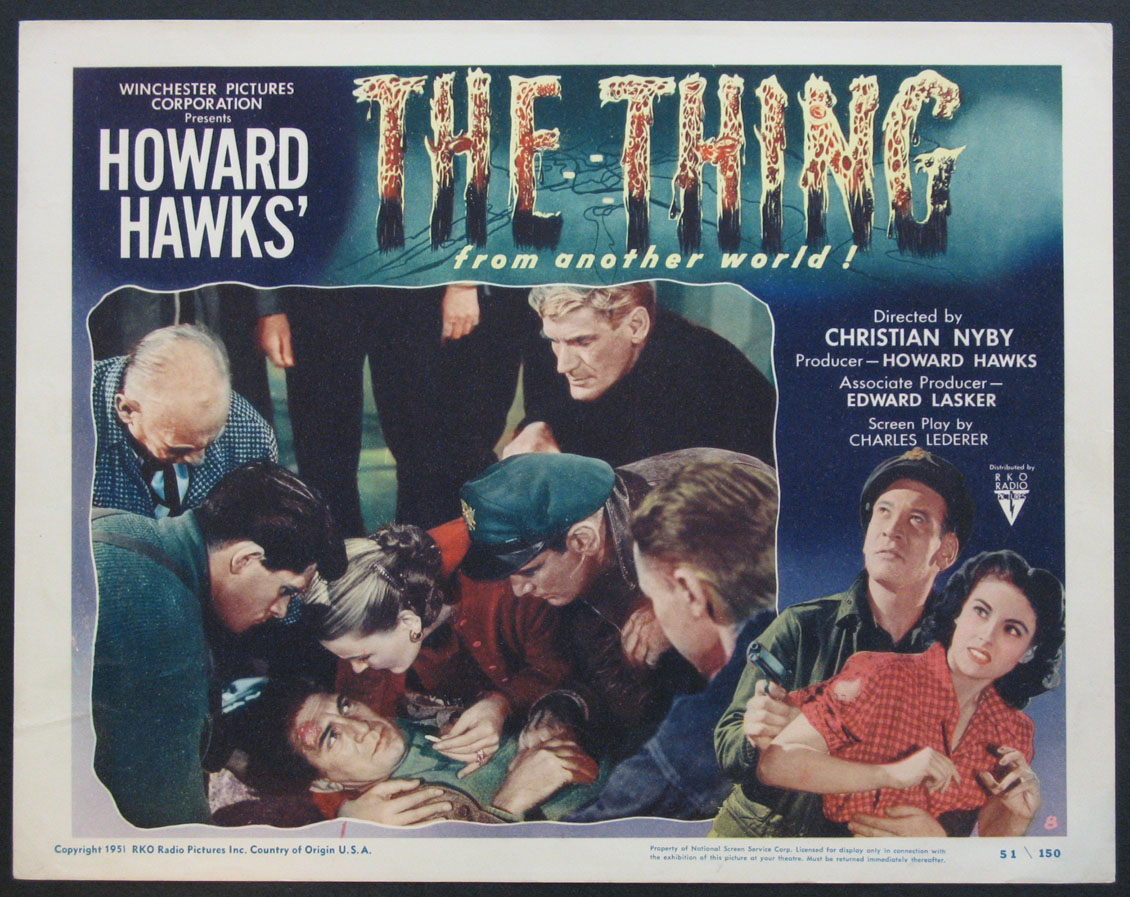THING, THE (The Thing from Another World) @ FilmPosters.com
