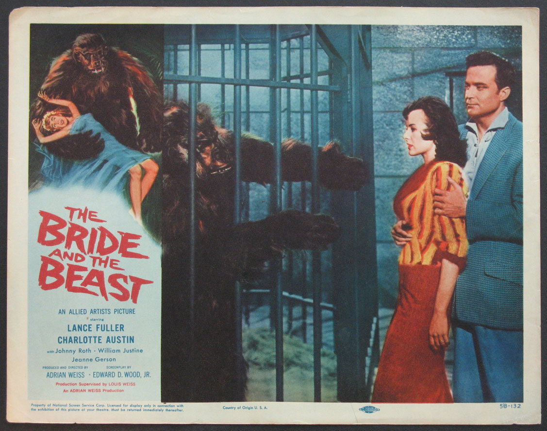 BRIDE AND THE BEAST, THE @ FilmPosters.com