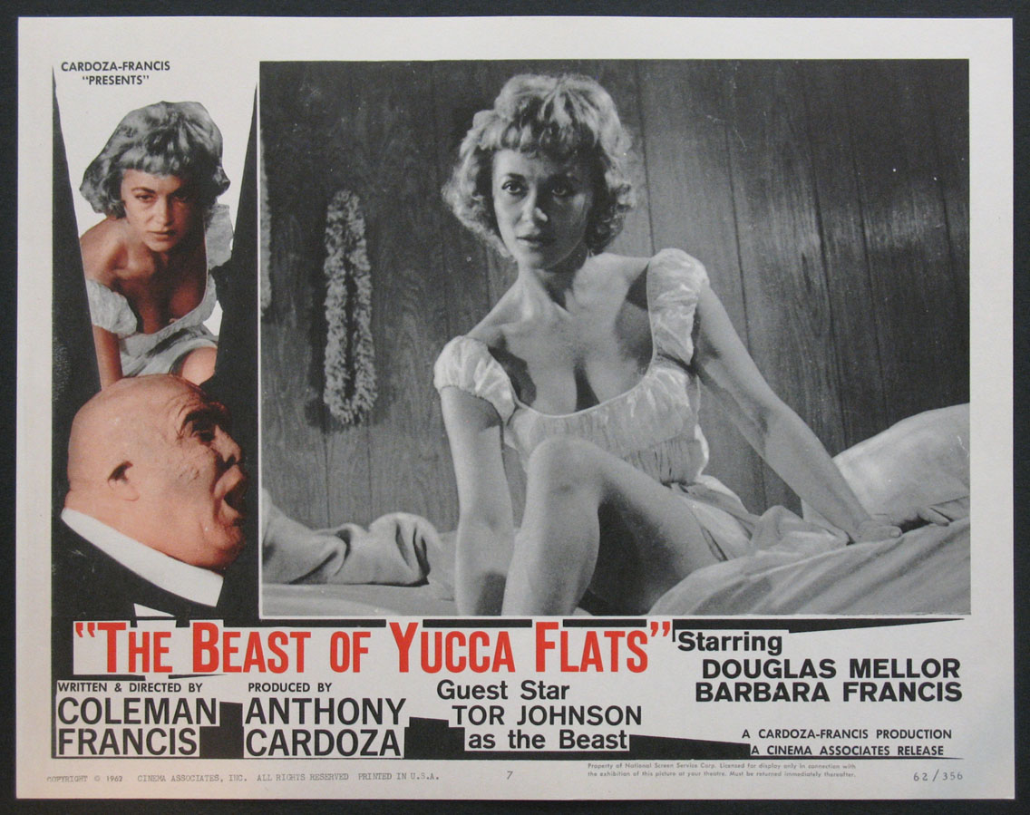 BEAST OF YUCCA FLATS, THE @ FilmPosters.com