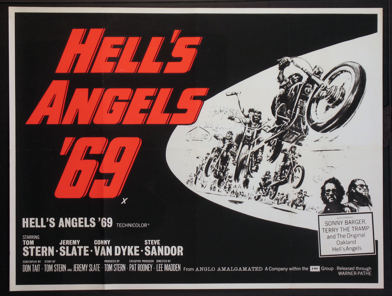 HELL'S ANGELS '69 (Hells Angels 69) @ FilmPosters.com