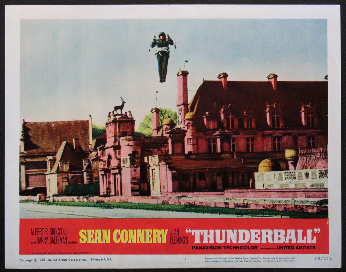 THUNDERBALL (James Bond) @ FilmPosters.com