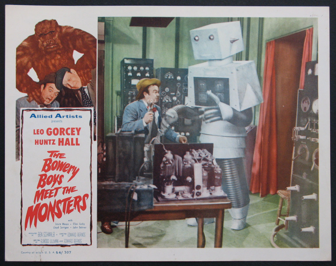 BOWERY BOYS MEET THE MONSTERS @ FilmPosters.com