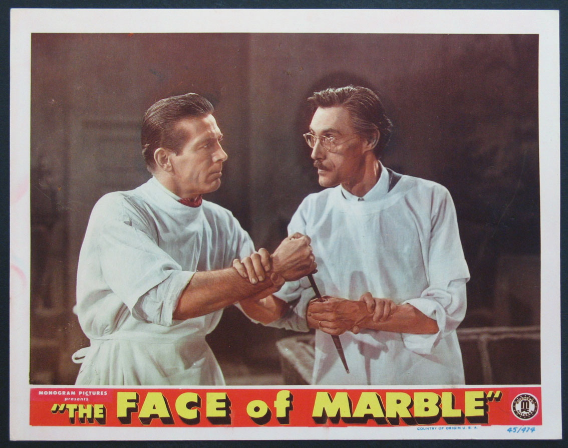 FACE OF MARBLE @ FilmPosters.com