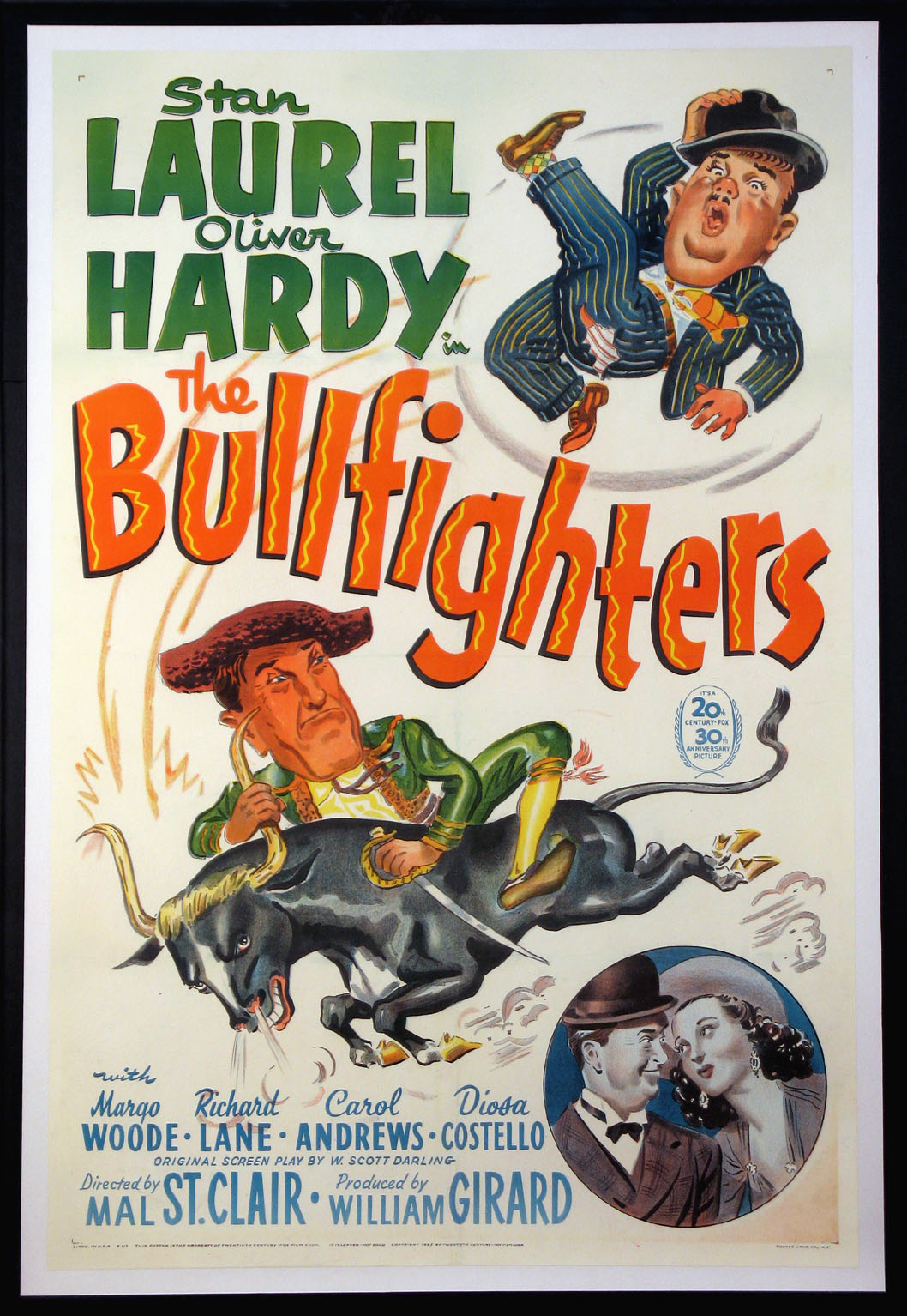 BULLFIGHTERS, THE (The Bullfighters) @ FilmPosters.com