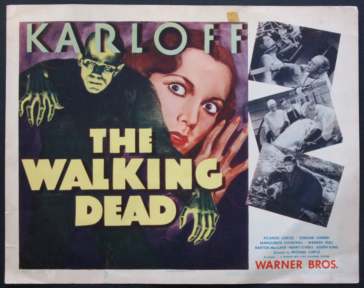 WALKING DEAD, THE @ FilmPosters.com